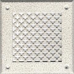 Декоративные решетки Шамрай из перфорированного металла (Россия)
