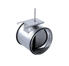 Дроссель- клапан под электропривод