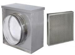ФЖК - фильтры жироулавливающие кассетные для круглых каналов
