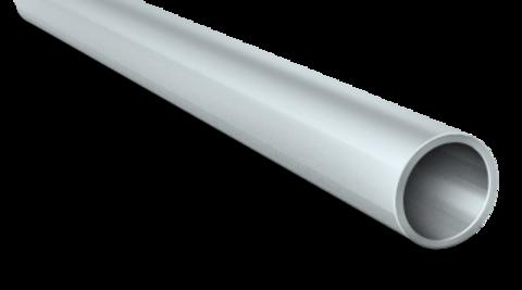 Алюминиевая труба 125х4,0 (3 метра)