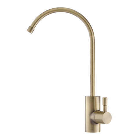 Кран для чистой воды Барьер (бронза)