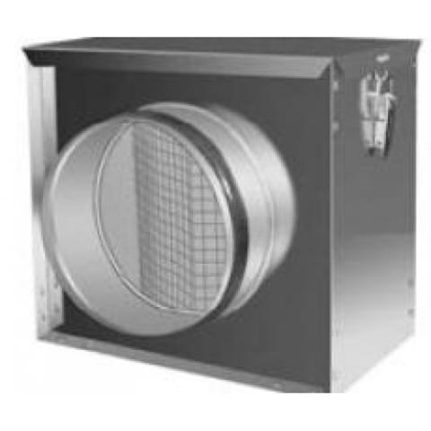 Фильтр прямоугольный FSL d 100мм