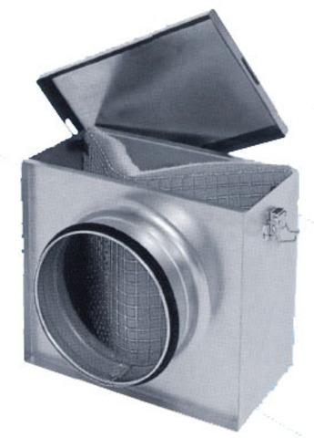 Фильтр прямоугольный FSL d 125мм