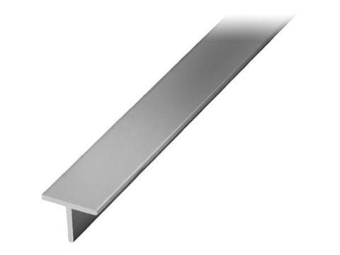 Алюминиевый тавр 80x60x2,0 (3 метра)