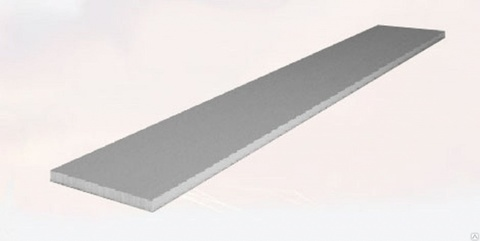 Алюминиевая полоса (шина) 4х30 (3 метра)