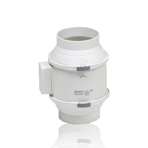Вентилятор канальный S&P TD 350/125