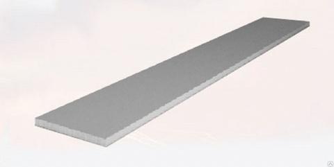 Алюминиевая полоса (шина) 10х100 (3 метра)