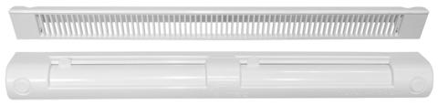 Оконный приточный клапан Ventec VT 601