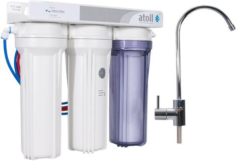 Проточный питьевой фильтр atoll D-31 STD