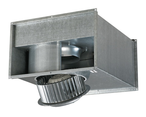 Вентилятор канальный Ровен VCP 100-50/45-GQ/6D 380В