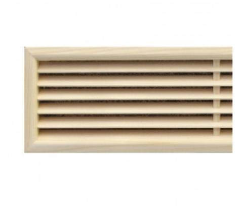 Деревянная решетка First дугласова пихта 100x550мм LGZS100550P