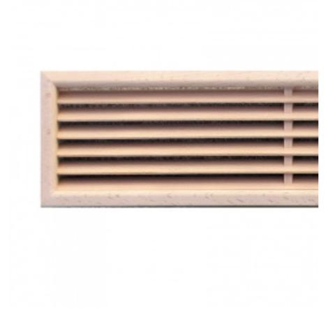 Деревянная решетка First бук 100x550мм LGZS100550F