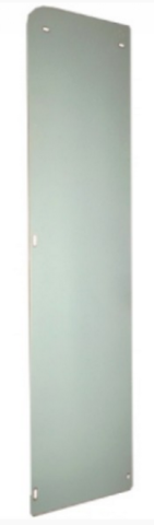 Заглушка-боковина на декоративный металлический экран Эра БГ-МЭР