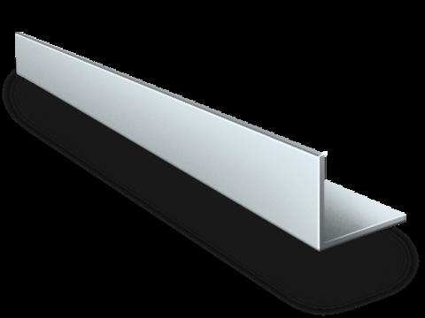 Алюминиевый уголок 25x25x1,2 (3 метра)