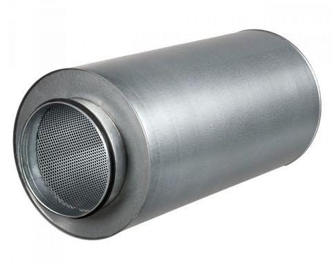 Шумоглушитель жесткий Diaflex SAR 125/1000 (1м)