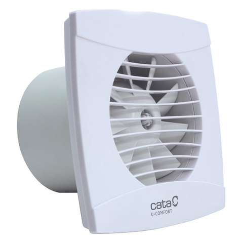 Вентилятор накладной Cata UC-10 Timer (таймер)