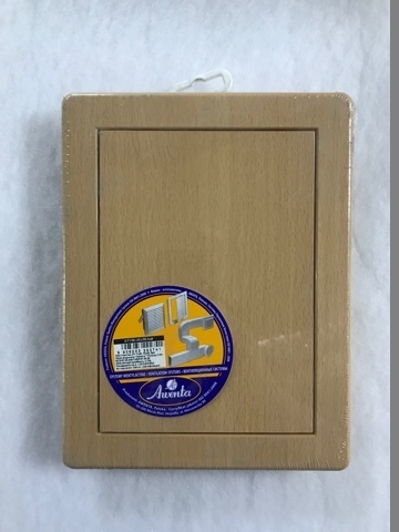 Люк пластиковый Awenta 200х250 Бук