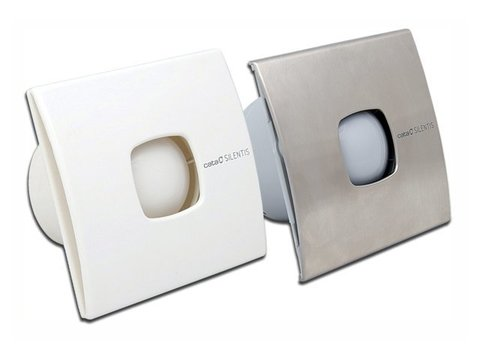 Вентилятор накладной Cata Silentis 12 Timer (таймер)