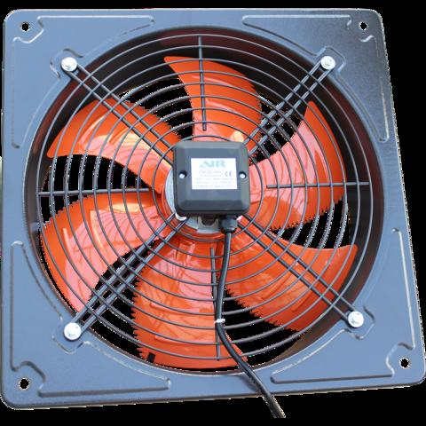 Осевой вентилятор низкого давления Air SC YWF4E 350 Square