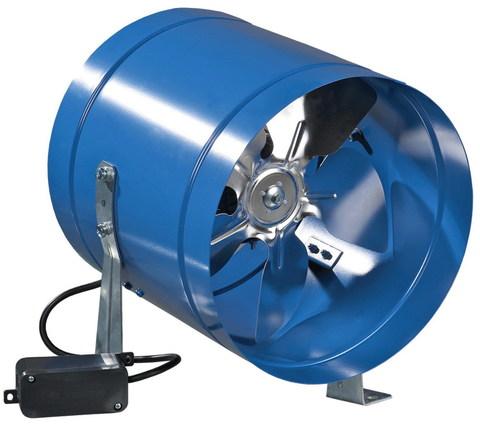 Вентилятор канальный осевой Vents VKOM 250