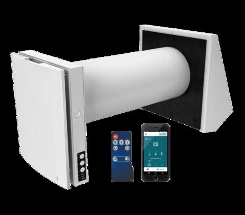 Рекуператор Blauberg Winzel Expert WiFi RW1-50 P Duet (комплект 2 шт)