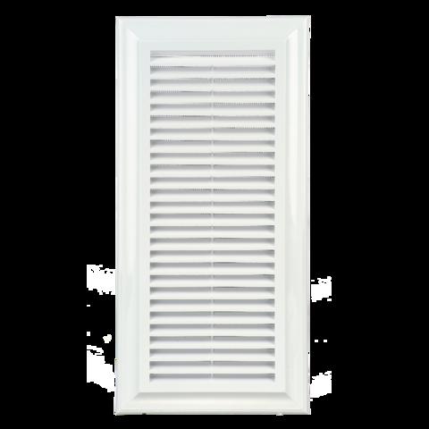 Решетка прямоугольная Blauberg Decor 140*300s