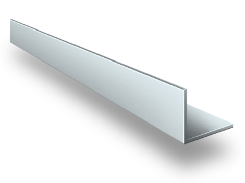 Алюминиевый уголок 40х20х2,0 (3 метра)
