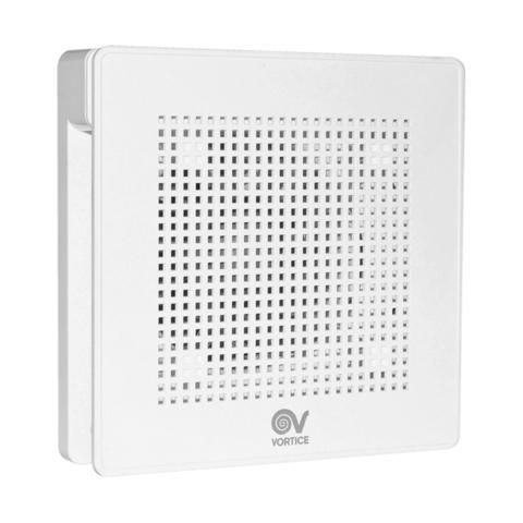Вентилятор накладной Vortice Punto Evo ME 100/4 LL (двухскоростной)