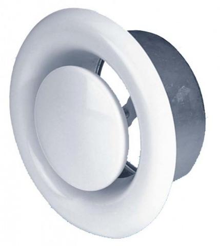 Анемостат стальной вытяжной Airone DVS-150