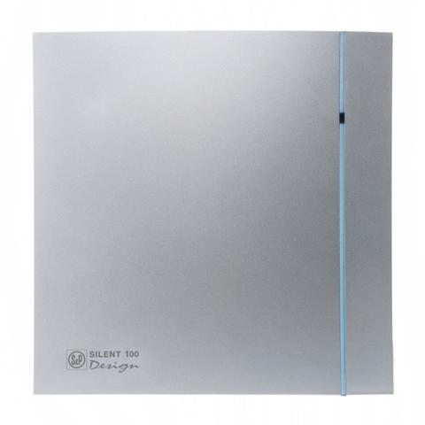 Лицевая панель для вентилятора S&P Silent 200 Design Silver