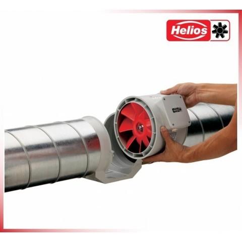 Вентилятор канальный Helios MV 200