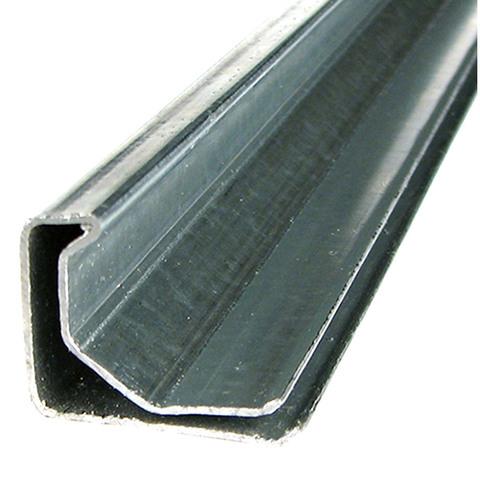Шина монтажная из оцинкованной стали №20 (3м) 20х20х0,55мм