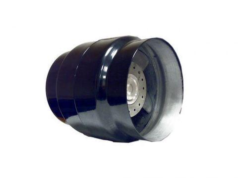 Вентилятор канальный термостойкий ВК 200 (+150°С) (для камина, саун, бань, хамам)