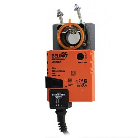 Электропривод Belimo LM 230 A