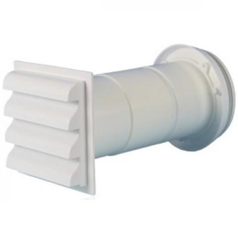Приточный клапан SystemAir VTK-100 Airvent (саморегулирующийся)