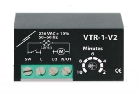 Таймер задержки выключения Sentera VTR-1-V2 (регулируемый)