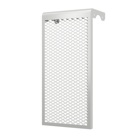 Декоративный металлический экран Эра 4 ДМЭР (390 мм)