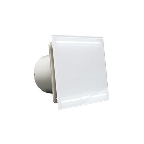 Вентилятор накладной Cata E 100 GL Light (таймер, LED подсветка)