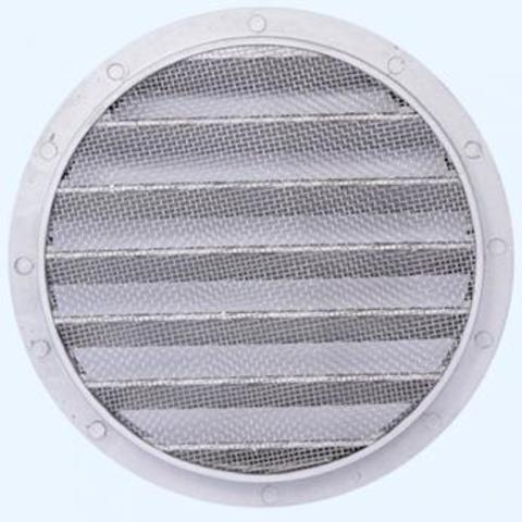 31.5РКМ Антивандальная алюминиевая наружная решетка Эра