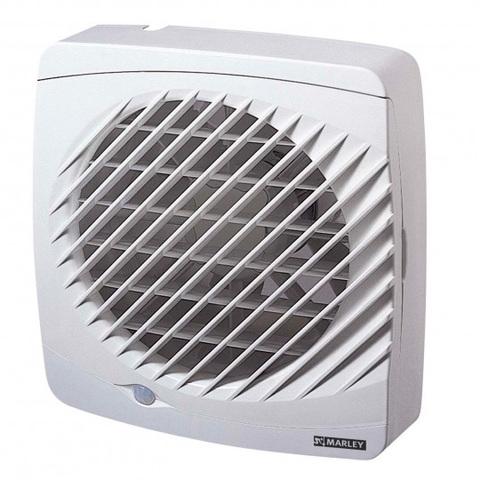 Вентилятор накладной Marley MT-125VN2 (Top Line) (таймер)