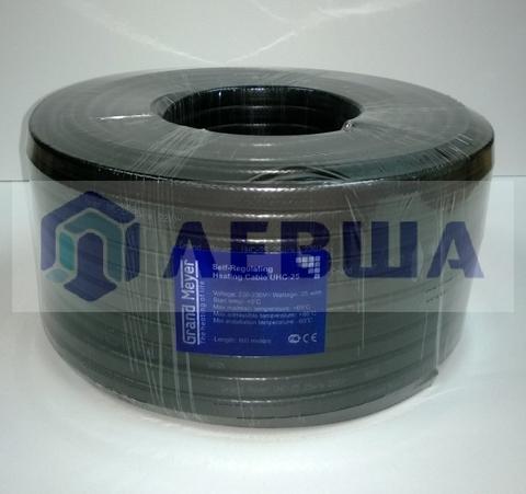 Саморегулирующий кабель Grand Meyer UHC-25