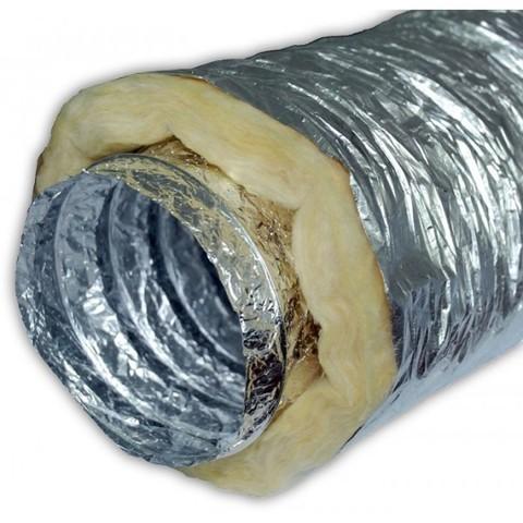 Воздуховод утепленный звукопоглощающий Diaflex SONODF-S d127мм (10м)