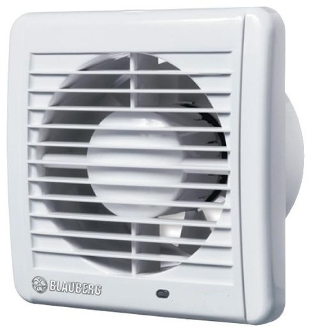 Вентилятор накладной Blauberg Aero 150 H (таймер, датчик влажности)