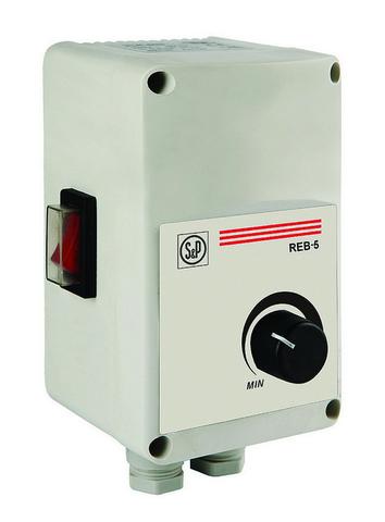 Регулятор скорости S&P Reb-5N (плавный)