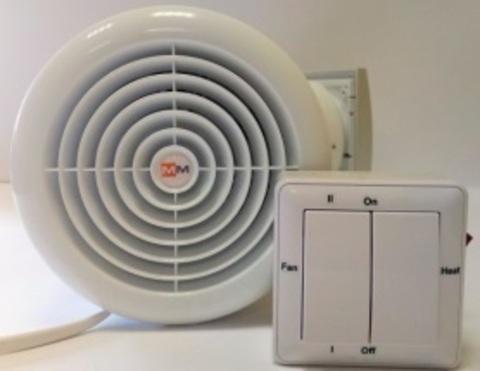 Децентрализованная приточная установка Салюс TkV-05 ПС-2 (подогрев воздуха)
