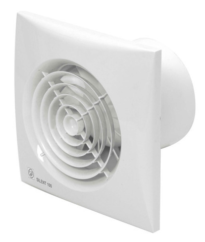 Вентилятор накладной S&P Silent 200 CZ