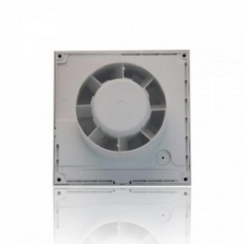 Вентилятор накладной S&P Silent 200 CZ Silver
