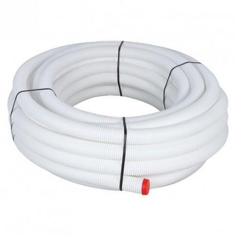 Пластиковый гофрированный воздуховод Helios Flex FRS-R 75 FlexPipe 50 м