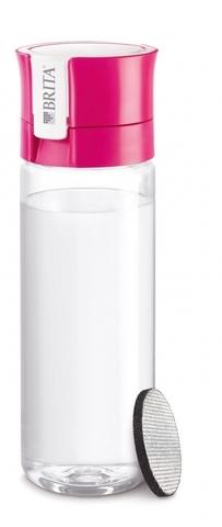 Фильтр-бутылка BRITA Fill&Go Vital, Розовая 0,6л