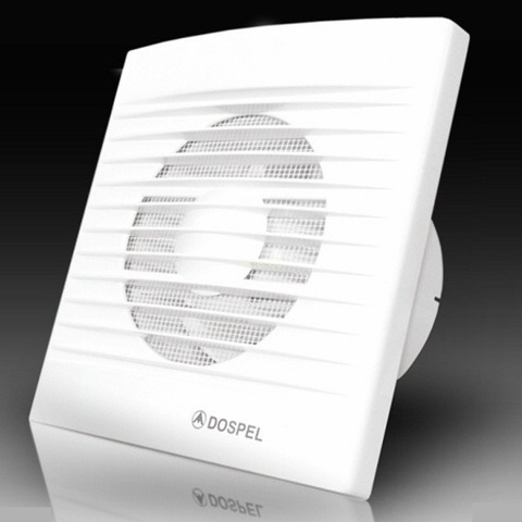 Вентилятор накладной Dospel Styl 200 S